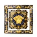 Coppa 22 cm Medusa blue di Rosenthal Versace