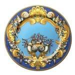 Piatto segnaposto Les Tresors de la Mer Rosenthal Versace