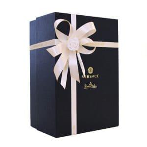 scatola versace vaso