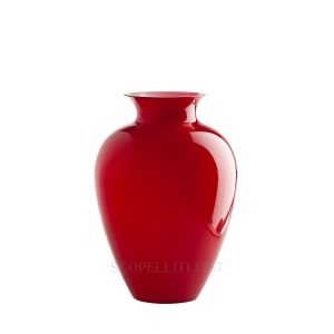 Vaso Labuan rosso 706.63, Venini
