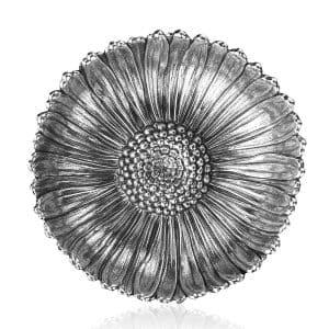 "Fiore ""Margherita"" 18 cm in argento 925 Buccellati"