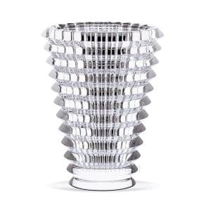 Vaso ovale Eye 24 cm in cristallo Baccarat
