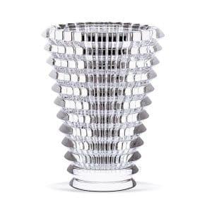 Vaso ovale Eye 24 cm in cristallo Baccarat
