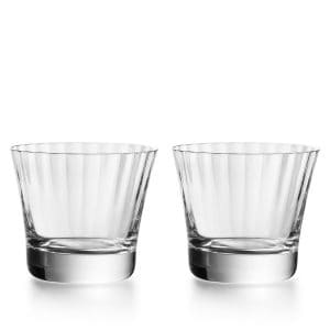Set 2 bicchieri tumbler Mille Nuits in cristallo Baccarat - 2105395