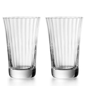 Set 2 bicchieri highball Mille Nuits in cristallo Baccarat - 2105761