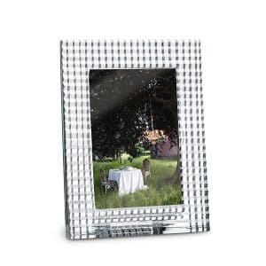 Cornice Eye 13 x 18 cm in cristallo Baccarat