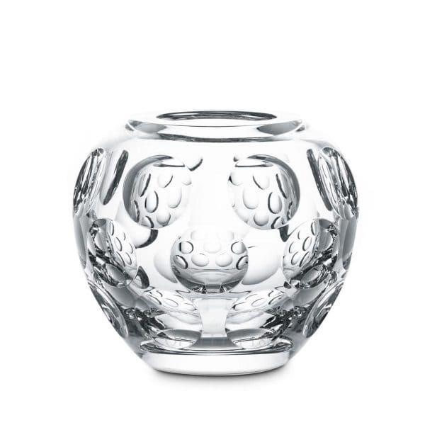 Heritage Vaso Pontils in cristallo Baccarat