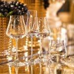 Set degustazione Chateau in cristallo Baccarat