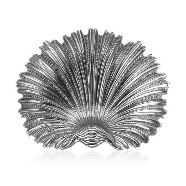 Conchiglia Arca 25 cm in argento 925, Buccellati