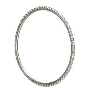 Bracciale in argento Madison Style di Christofle
