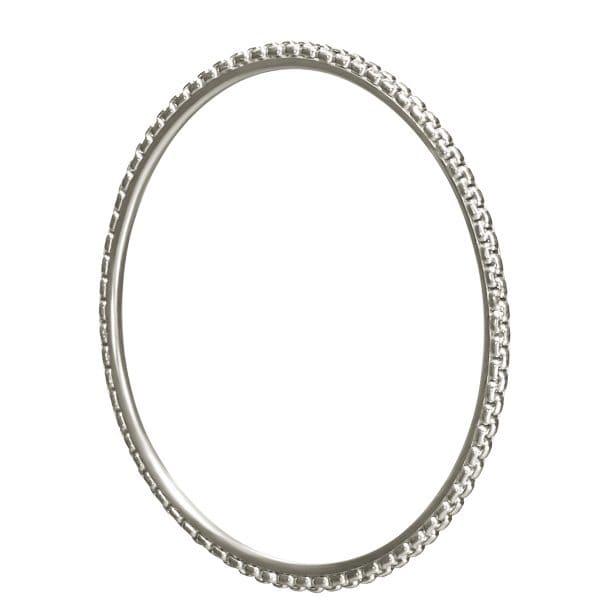 Bracciale in argento Madison Style di Christofle
