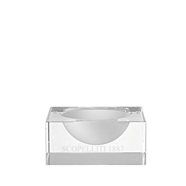 "Posacenere 10 cm ""Blockglas"" di Rosenthal Studio-line"