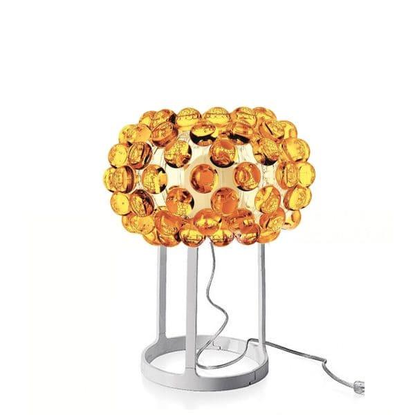 Foscarini - lampada Caboche giallo oro