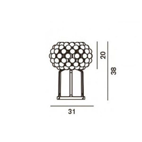 Foscarini - lampada Caboche