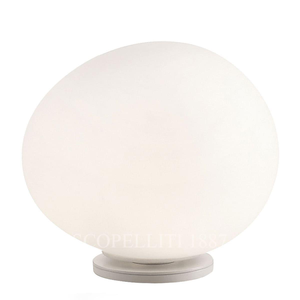 Lampada da tavolo gregg grande con dimmer di foscarini for Lampada da tavolo grande