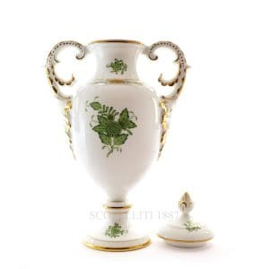 Vaso di porcellana di Herend in vendita shop on line