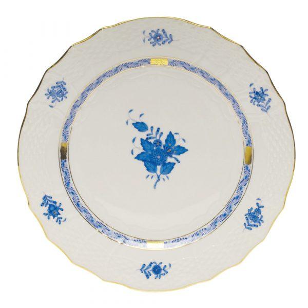 Servizio piatti 41 pz. Apponyi AB Rocaille blue di Herend