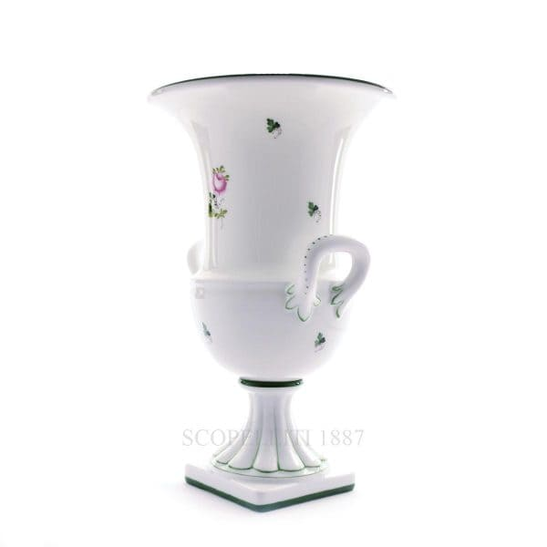 vaso in porcellana di Herend in vendita shop on line