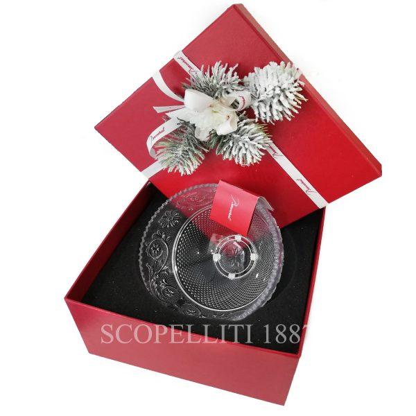 coppa arabesque cristallo baccarat