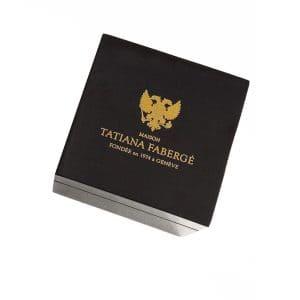 Il cofanetto per i gioielli Fabergè