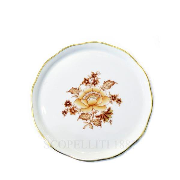 piattino in porcellana Herend