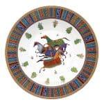 Centrotavola di porcellana di Hermes