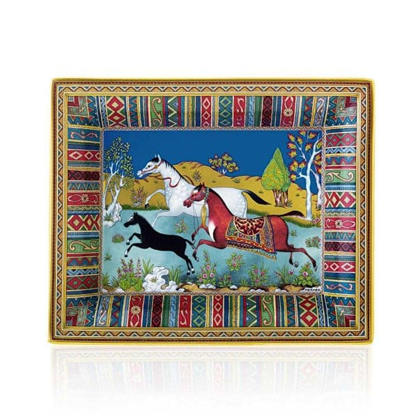 the vide-poche of hermes Cheval d'orient