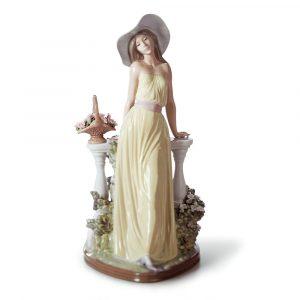 Lladrò - Statua Dama