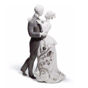 Lladrò - Statua Il valzer dei fidanzati Re-Deco