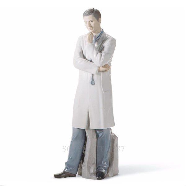 Lladrò - Statua Dottore