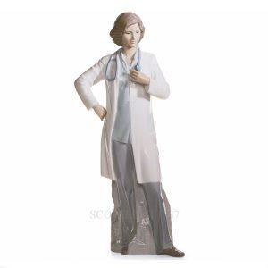 Lladrò - Statua Dottoressa
