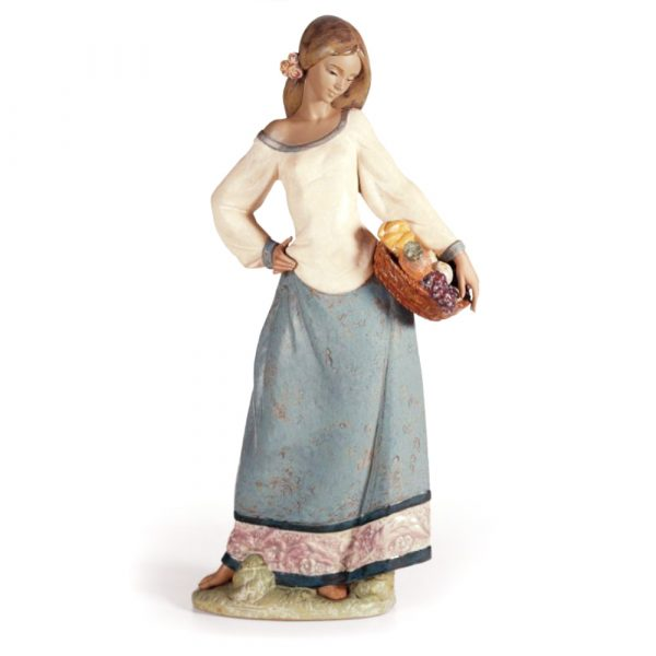 Lladro Seasonal Gifts Woman