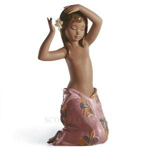 Lladrò - Statua Fiore del Tropico