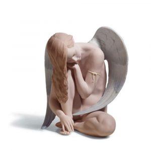 Lladrò - Statua Angelo meraviglioso