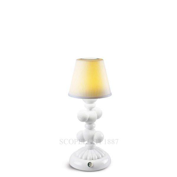 Lladrò - Lampada Firefly Cactus bianco