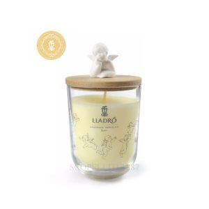 Lladdro Gardens Of Valencia Dreaming Of You Candle