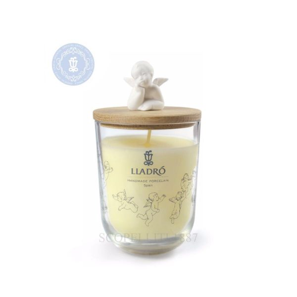 Lladdro Mediterranean Beach Dreaming Of You Candle