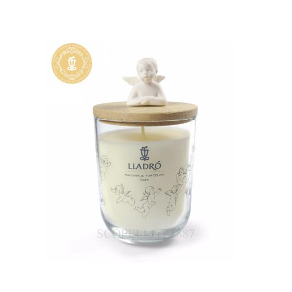 Lladro Gardens Of Valencia Thinking Of You Candle