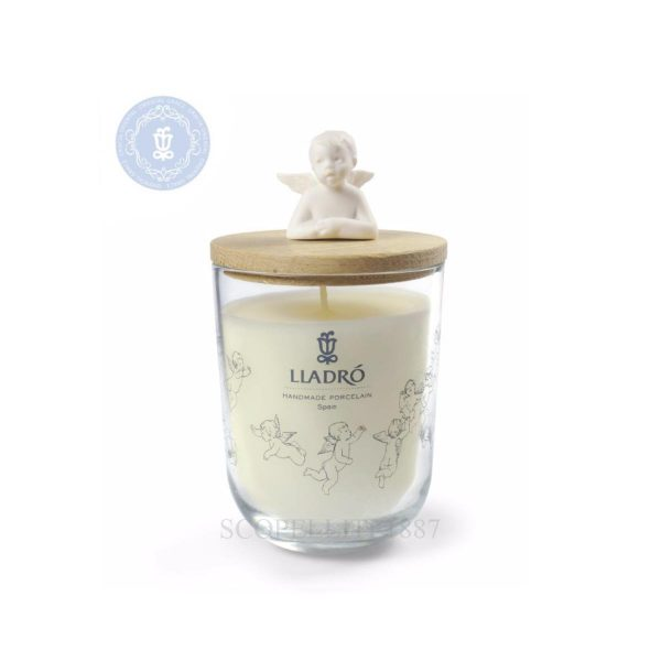Lladro Mediterranean Beach Thinking Of You Candle