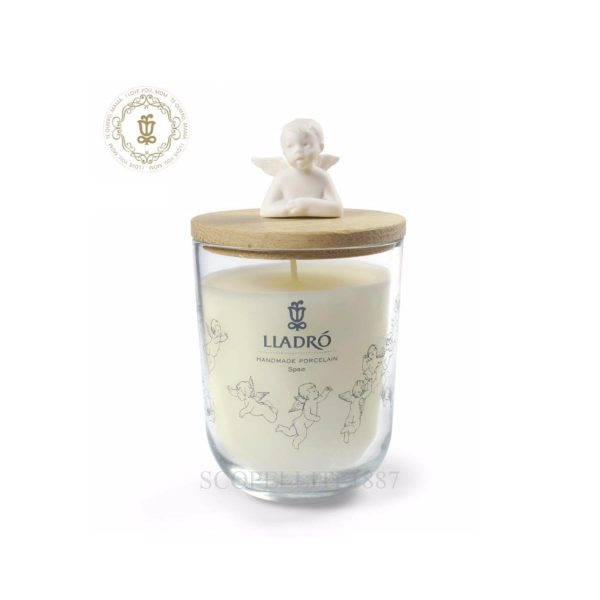 Lladro I Love You, Mom Thinking Of You Candle