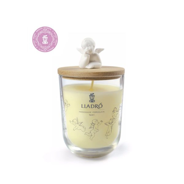 Lladro Secret Orient Dreaming Of You Candle