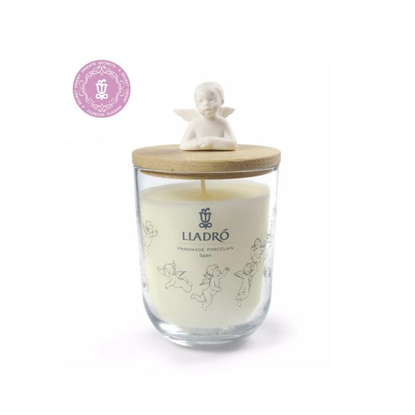 Lladro Secret Orient Thinking Of You Candle