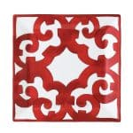 Vuotatasche 15x15 cm Balcon du Guadalquivir Hermès