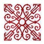Vuotatasche 19x19 cm Balcon du Guadalquivir Hermès