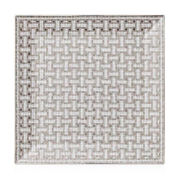 Vuotatasche 19x19 cm Mosaïque au 24 platinum Hermès