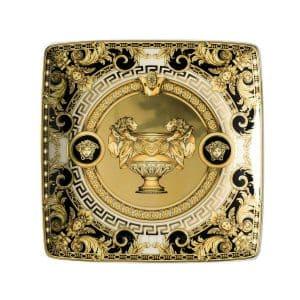 """Bomboniera Versace - Coppetta quadra 12 cm """"Prestige Gala"""""""