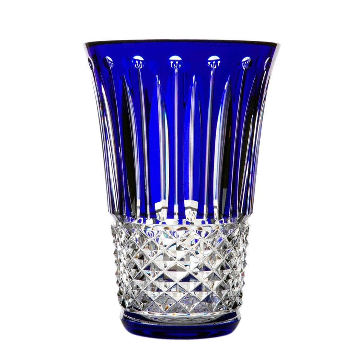 Vaso tommyssimo blu saint louis scopelliti 1887 for Vaso blu