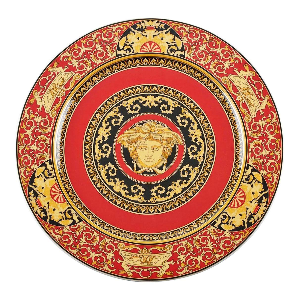 Silk Scarves Gumtree: Versace Medusa Carpet