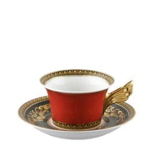 Set 6 tazze tè Medusa di Rosenthal Versace