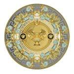"""Piatto segnaposto 30 cm """"Prestige Gala Le Bleu"""" di Rosenthal Versace"""